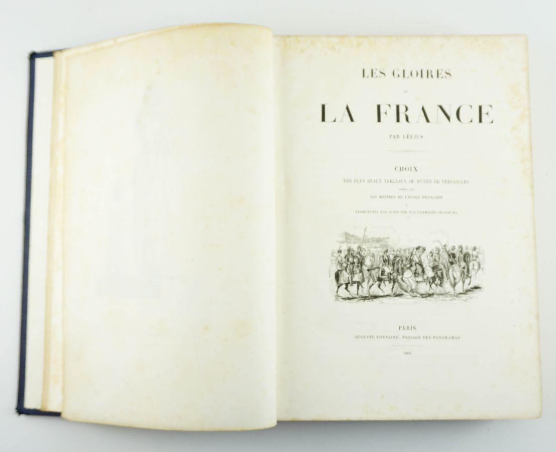 Les Gloires de la France (1860)
