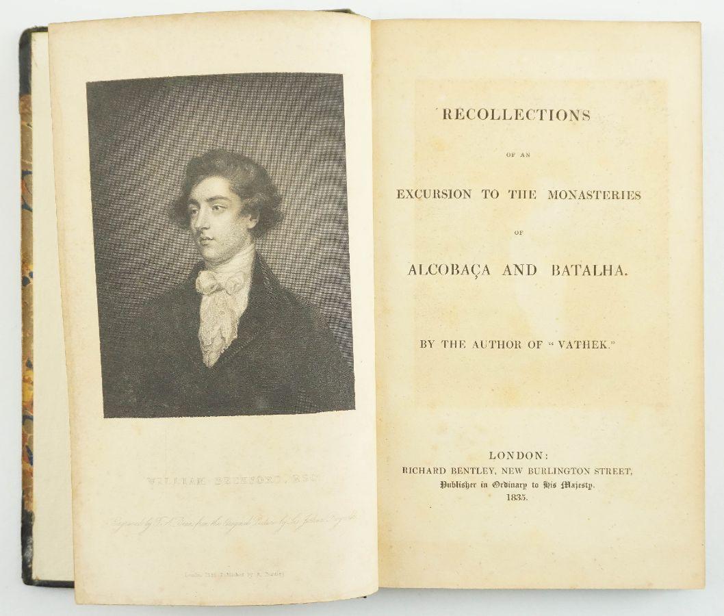 William Beckford (1835)