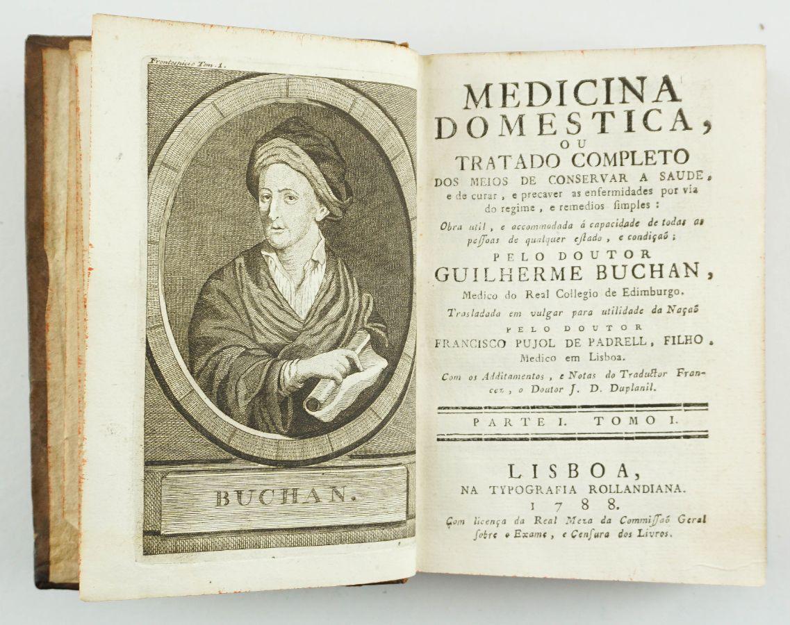 Medicina Doméstica (1788-1803)