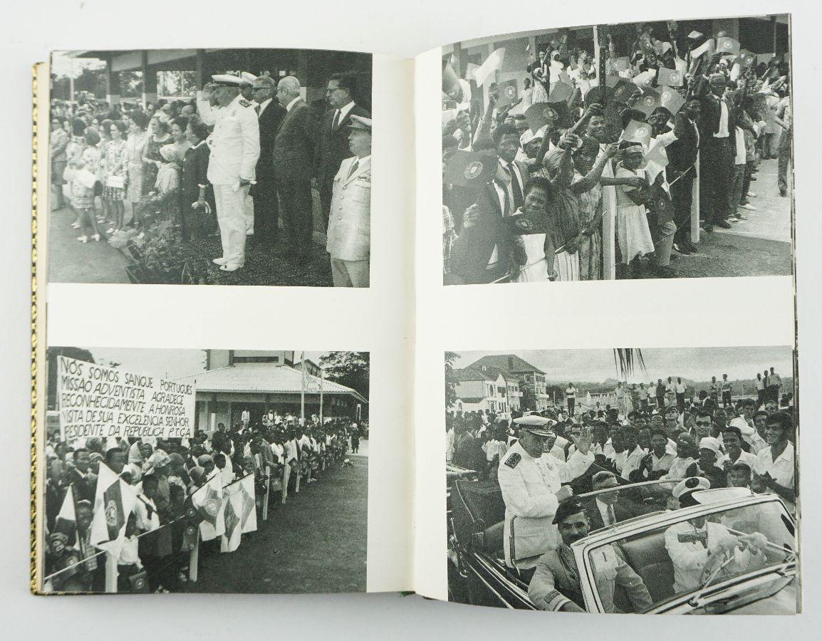 Crónica da Viagem do Presidente Américo Thomás a São Tomé e Príncipe
