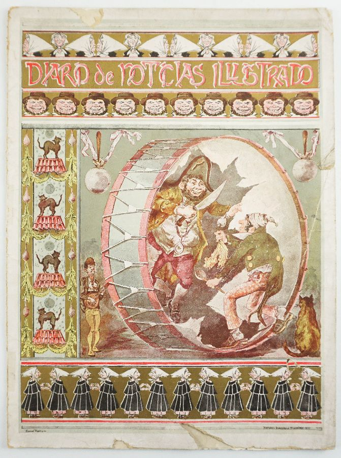 Diario de Noticias Illustrado (1900)