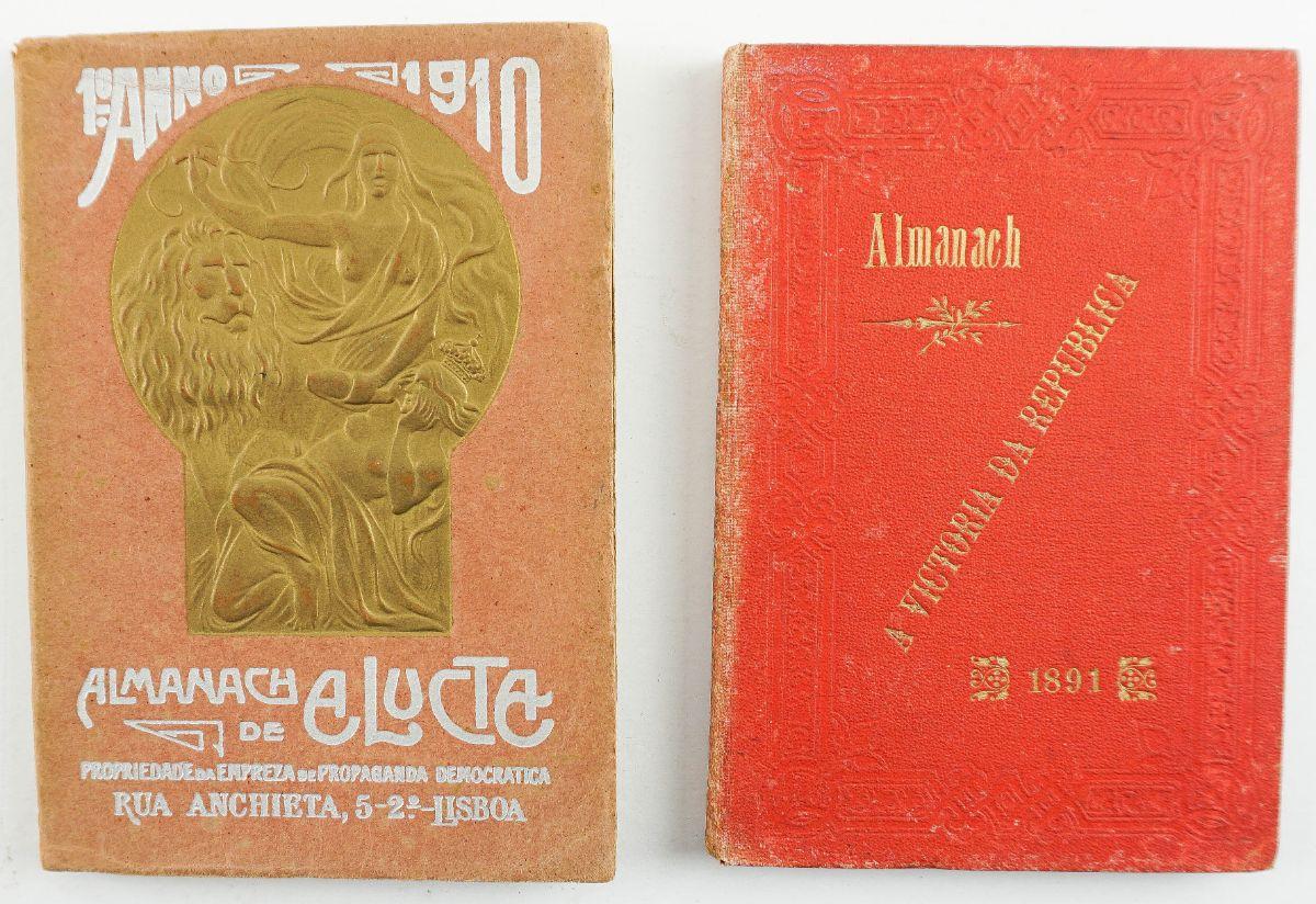 Almanaques Republicanos (1891 e 1910)