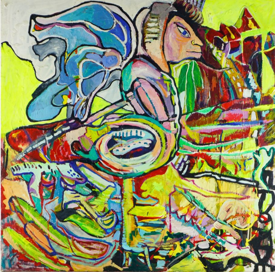 Composição expressionista
