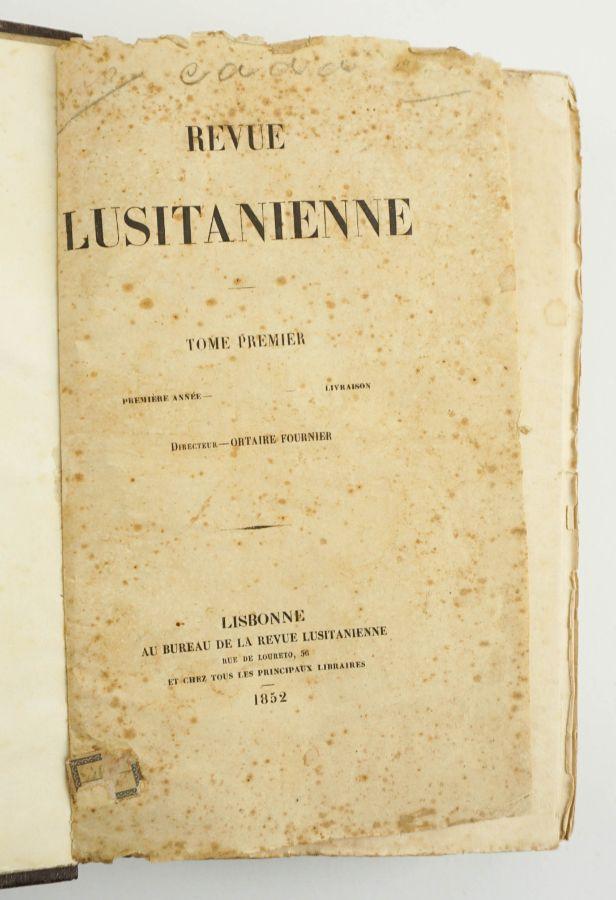 Revue Lusitanienne