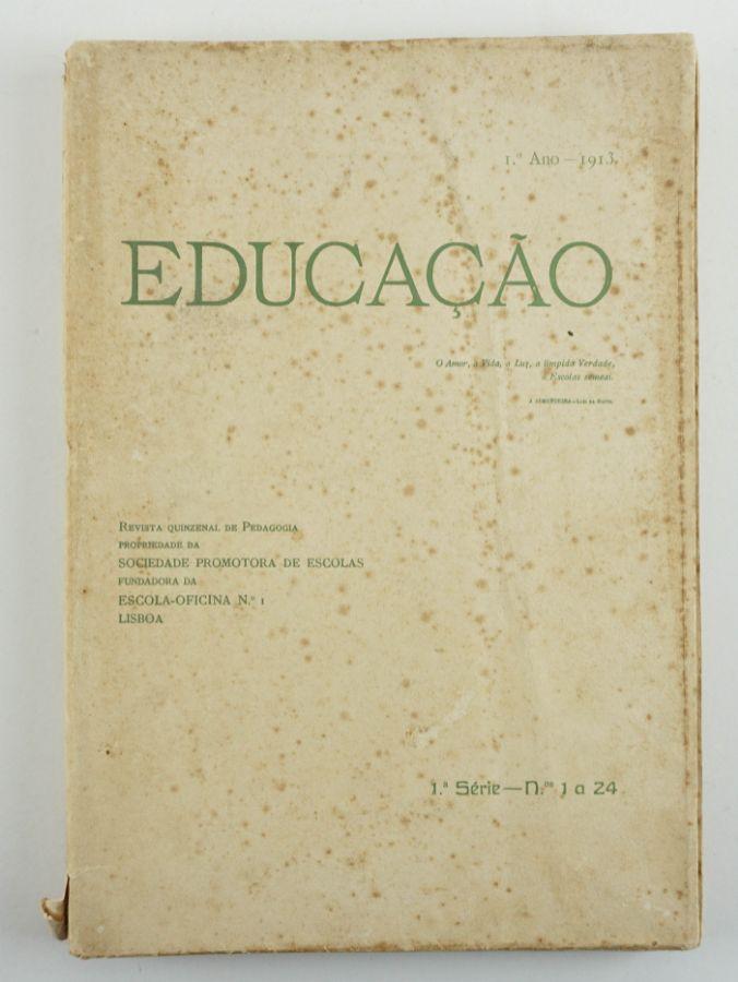 Educação – revista de pedagogia (1913)