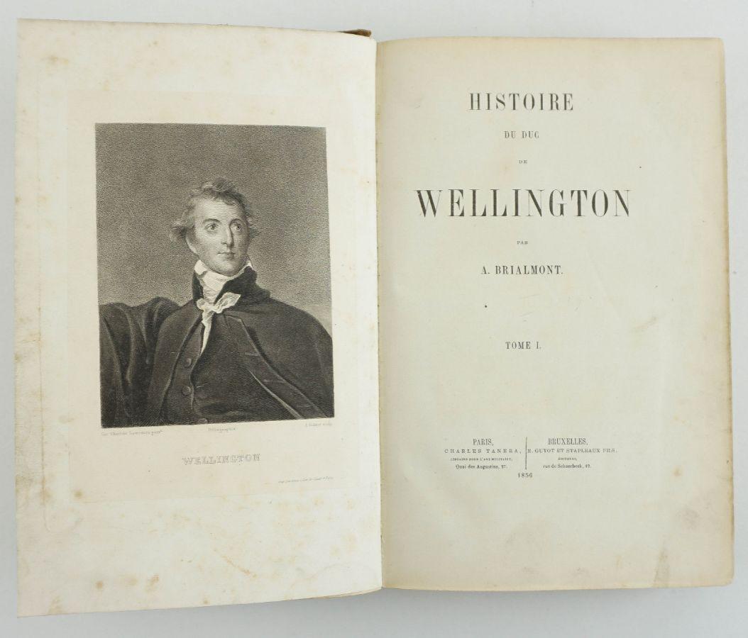 História do Duque de Wellington (1851)