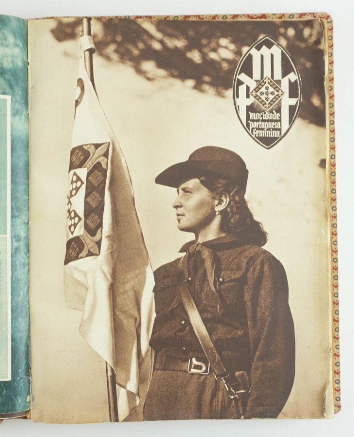 Mocidade Portuguesas Feminina (1939- 1947)