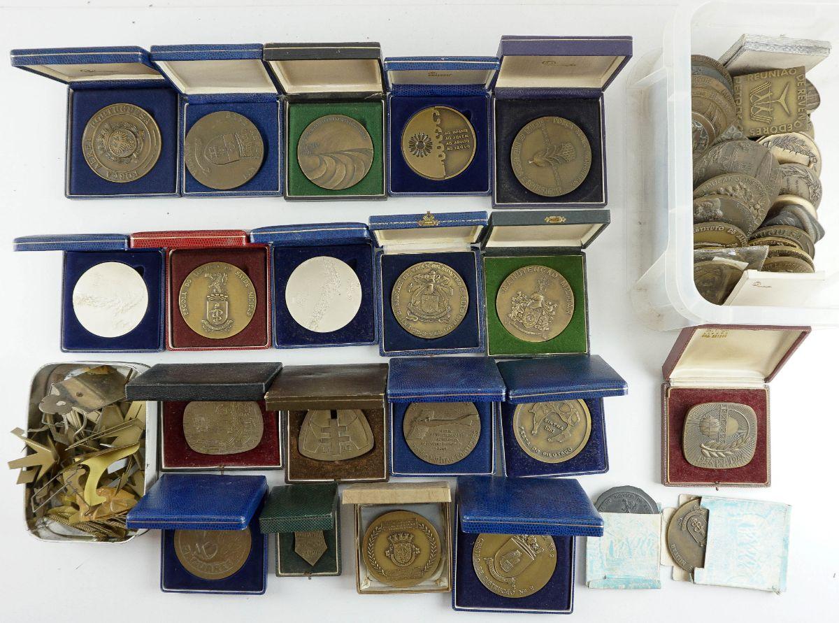 91 Medalhas