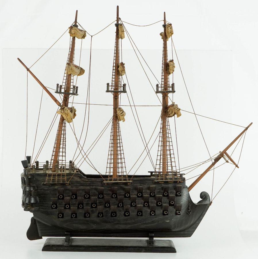 Caravela de 3 mastres