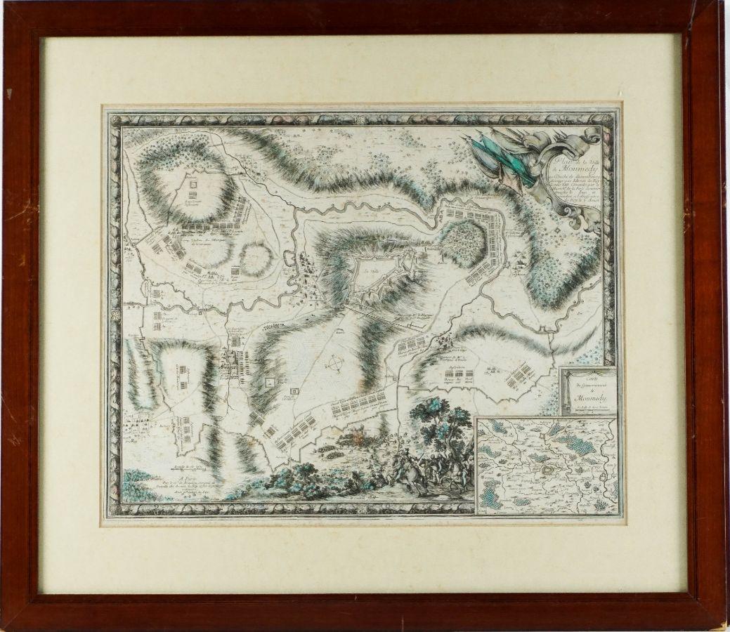 2 Mapas Franceses