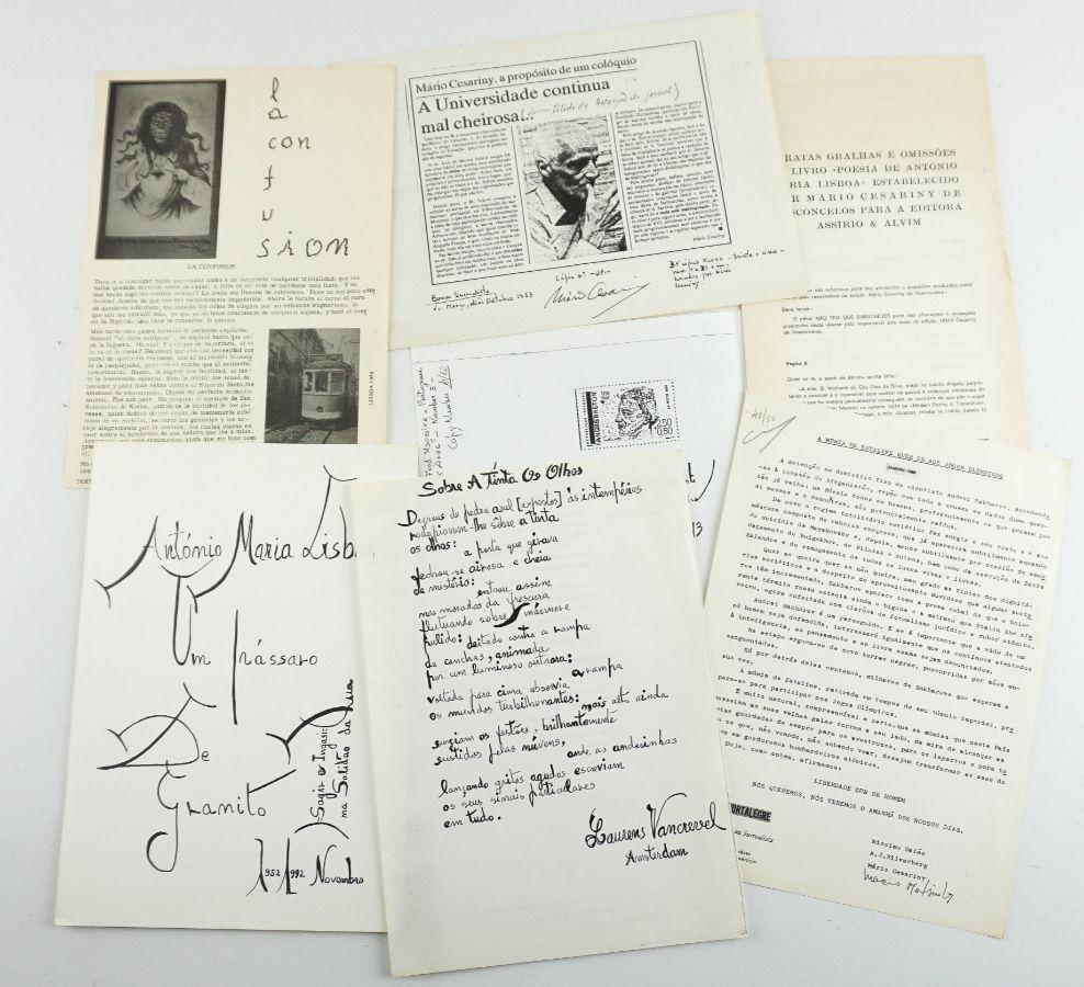 Manifestos Surrealistas e Jornal do Gato