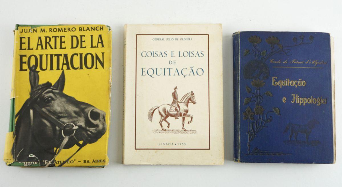Livros sobre cavalos