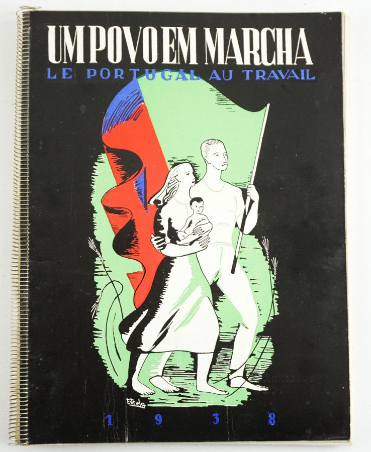 Um Povo Em Marcha Le Portugal Au Travail 1938