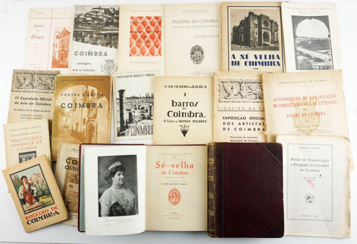 Livros e Publicações sobre Coimbra