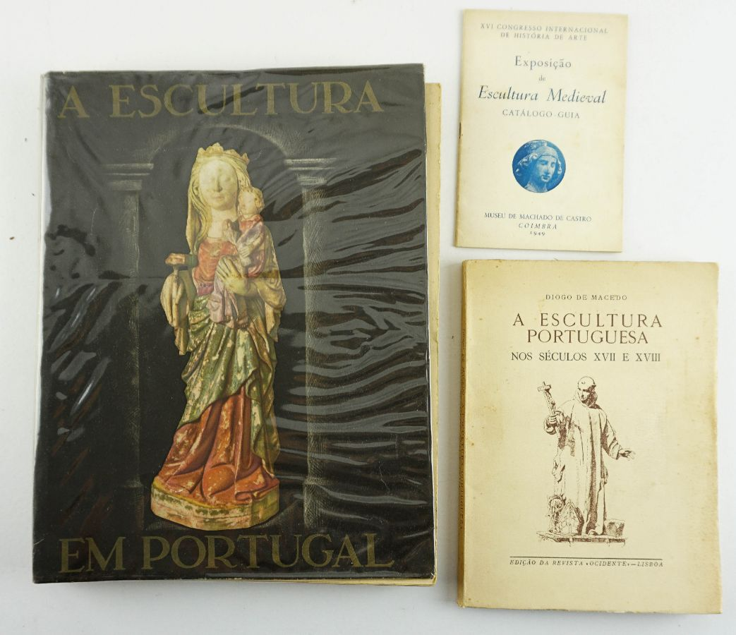 Escultura Portuguesa