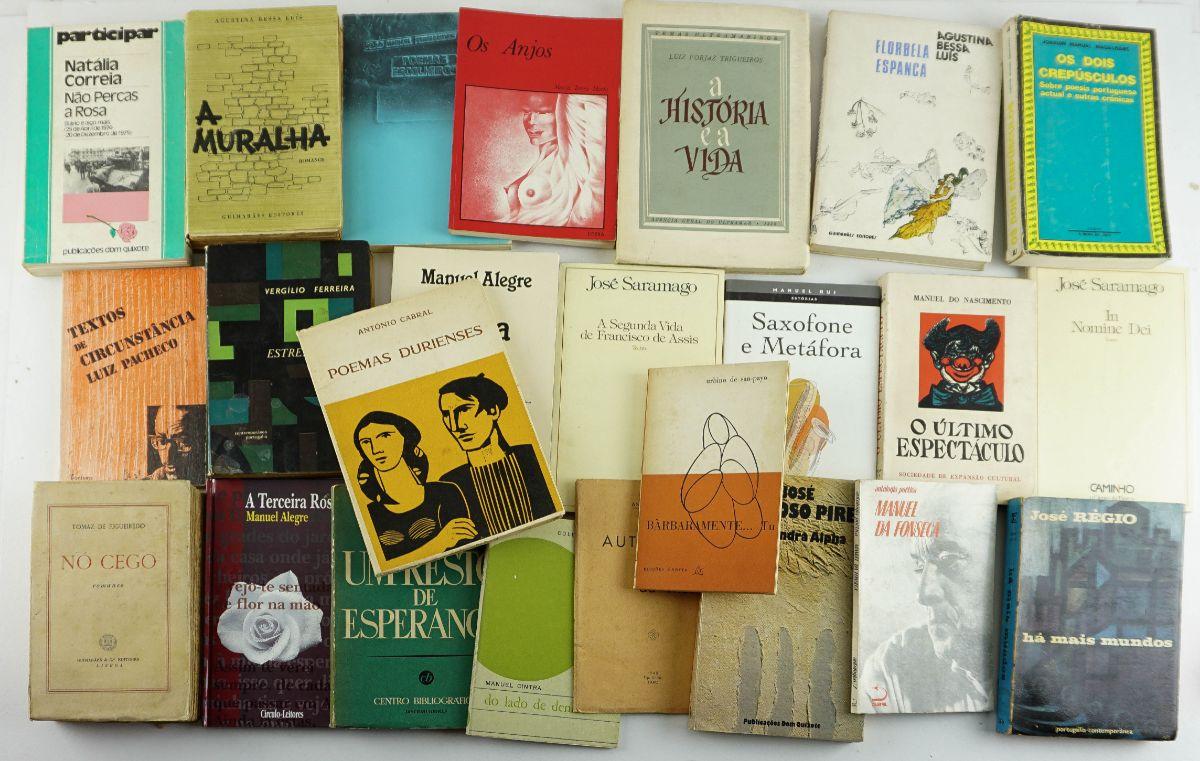 Literatura Portuguesa Primeiras Edições