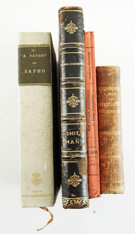 Literatura Francesa Primeiras edições e tiragens especiais