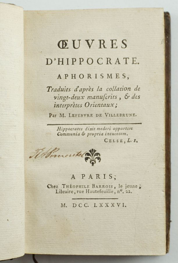 Hipócrates (1786)