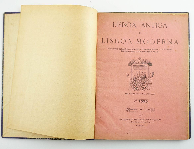 Lisboa Antiga e Lisboa Moderna (1900-1903)