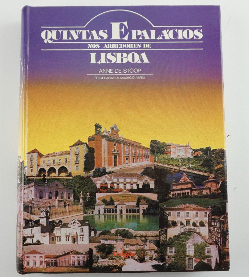 Quintas e Palácios nos Arredores de Lisboa