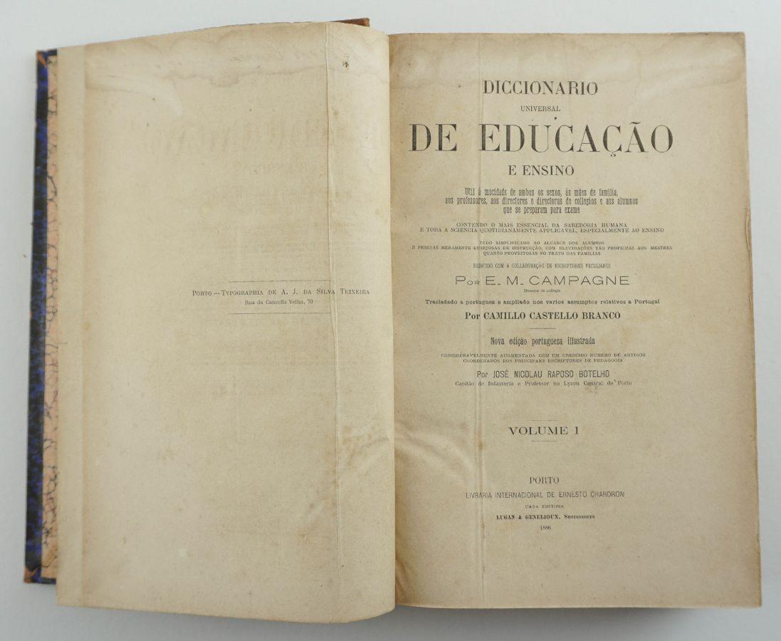 Camilo Castelo Branco – Tradução