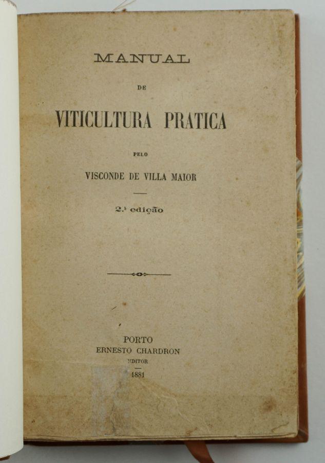 Manual de Viticultura Pratica