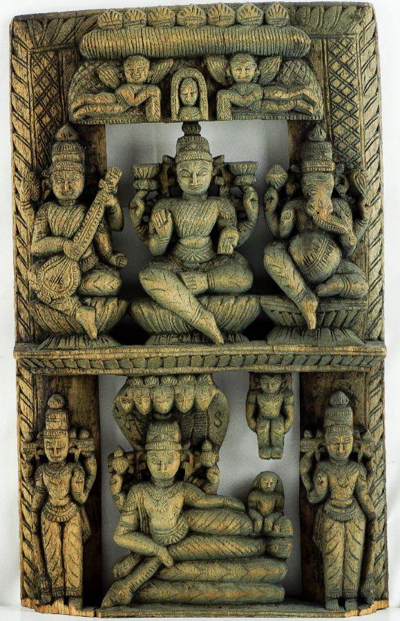 Escultura Oriental