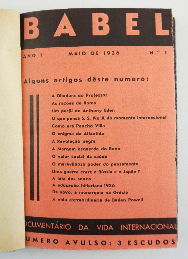 Babel (revista, 1936)