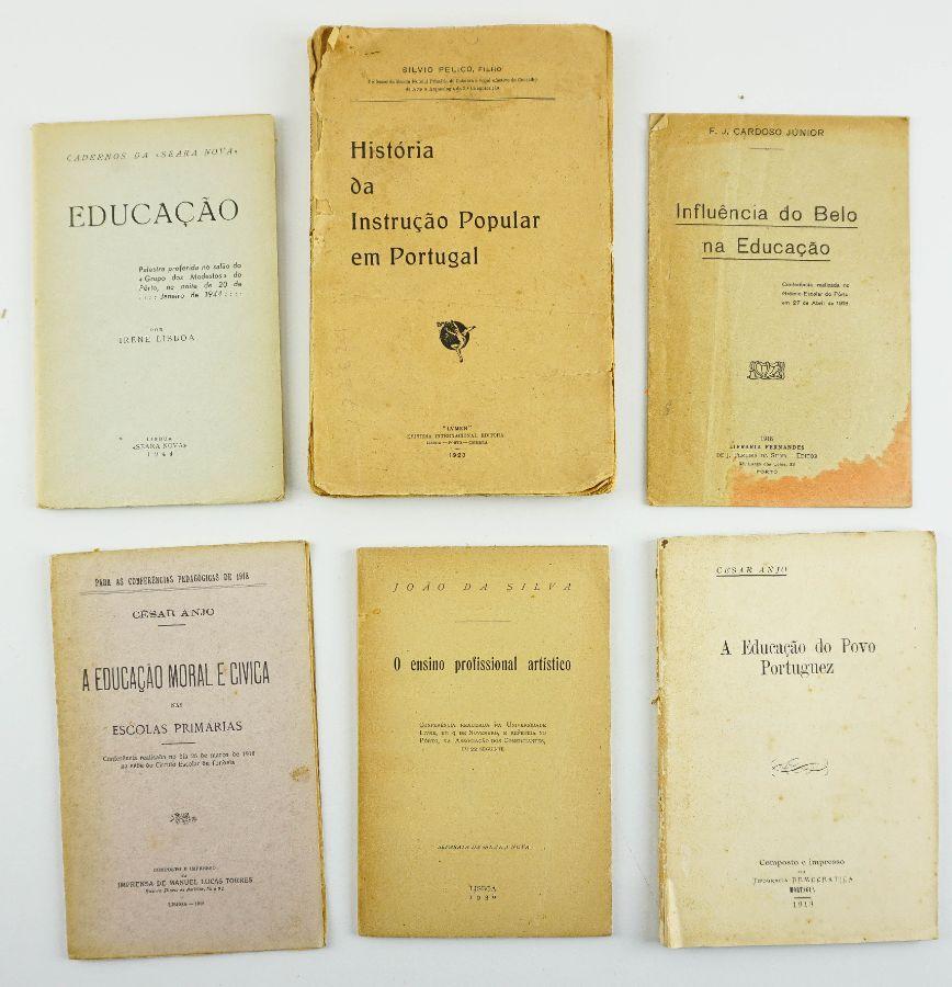 Publicações sobre Educação em Portugal