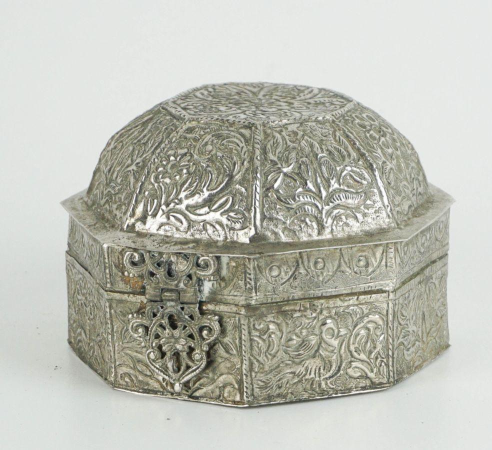 Caixa Oriental guarda-jóias