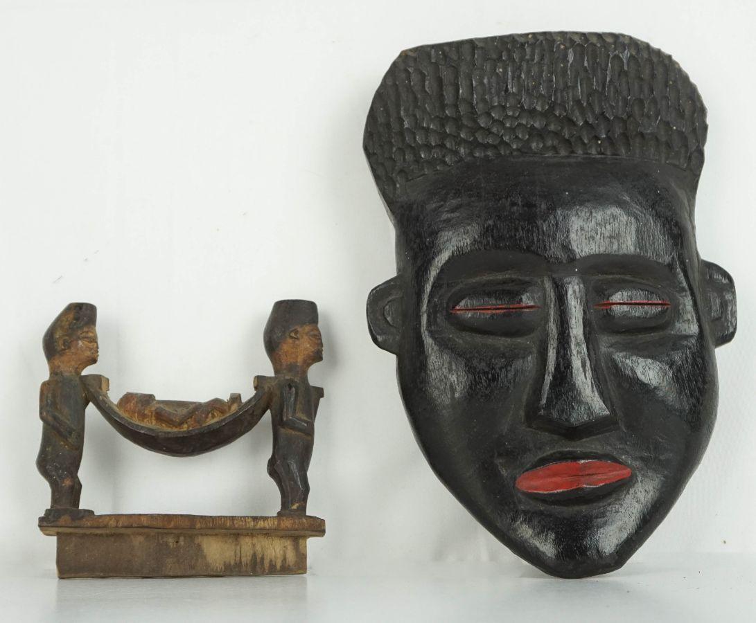 2 Peças Africanas