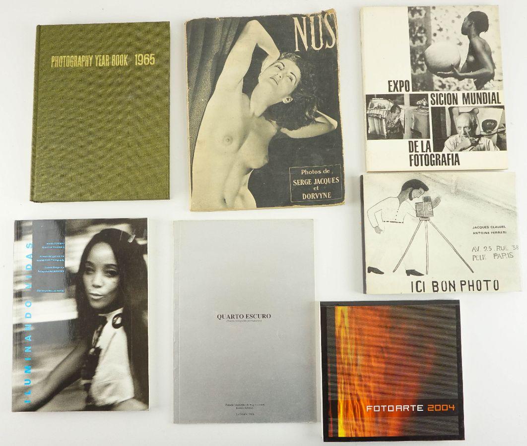 Livros sobre fotografia, 7