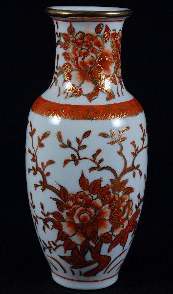 Jara Oriental em Porcelana