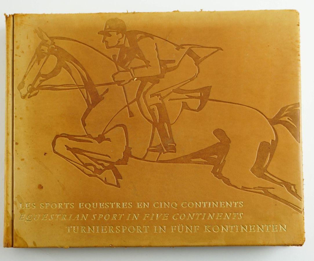 Les Sports Equestres En Cinq Continents