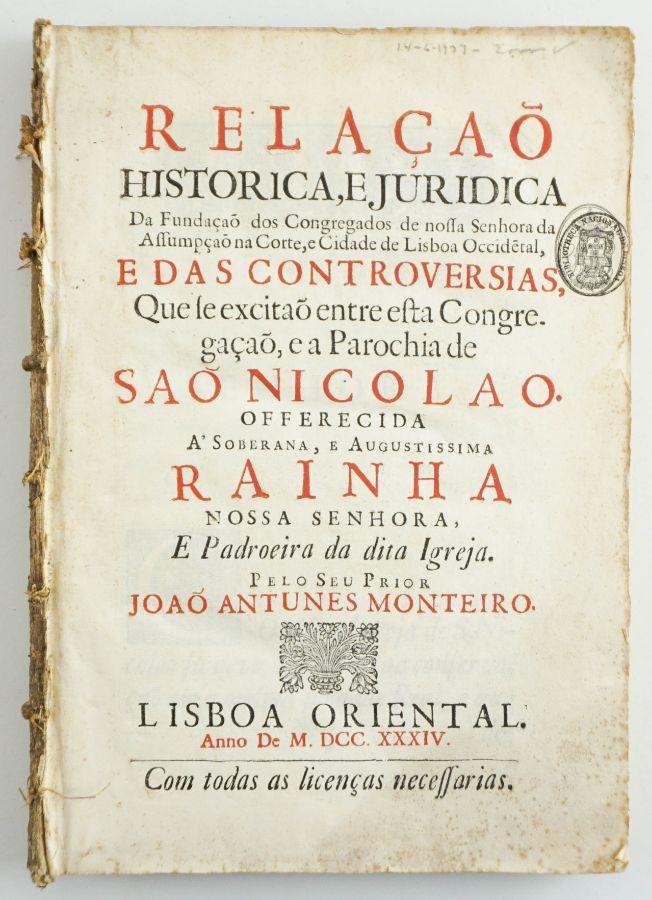 Relação Histórica e Jurídica