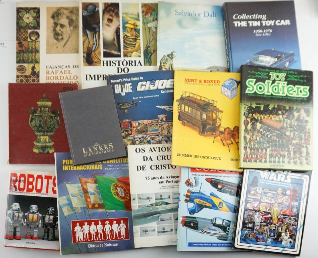 14 Livros diversos