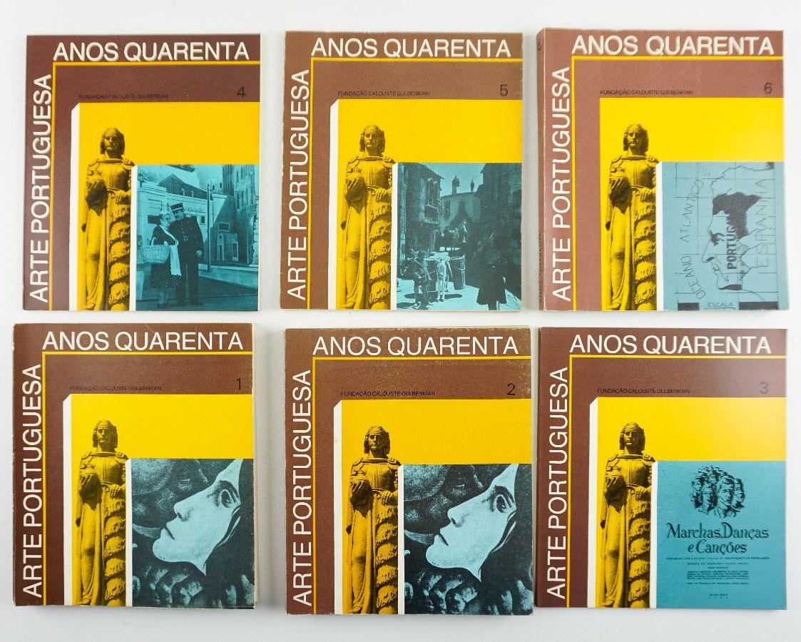 Arte Portuguesa Anos Quarenta