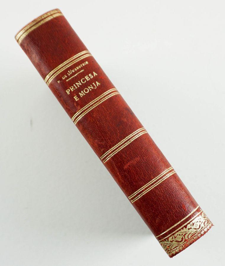 Livro sobre a viúva de D. Miguel