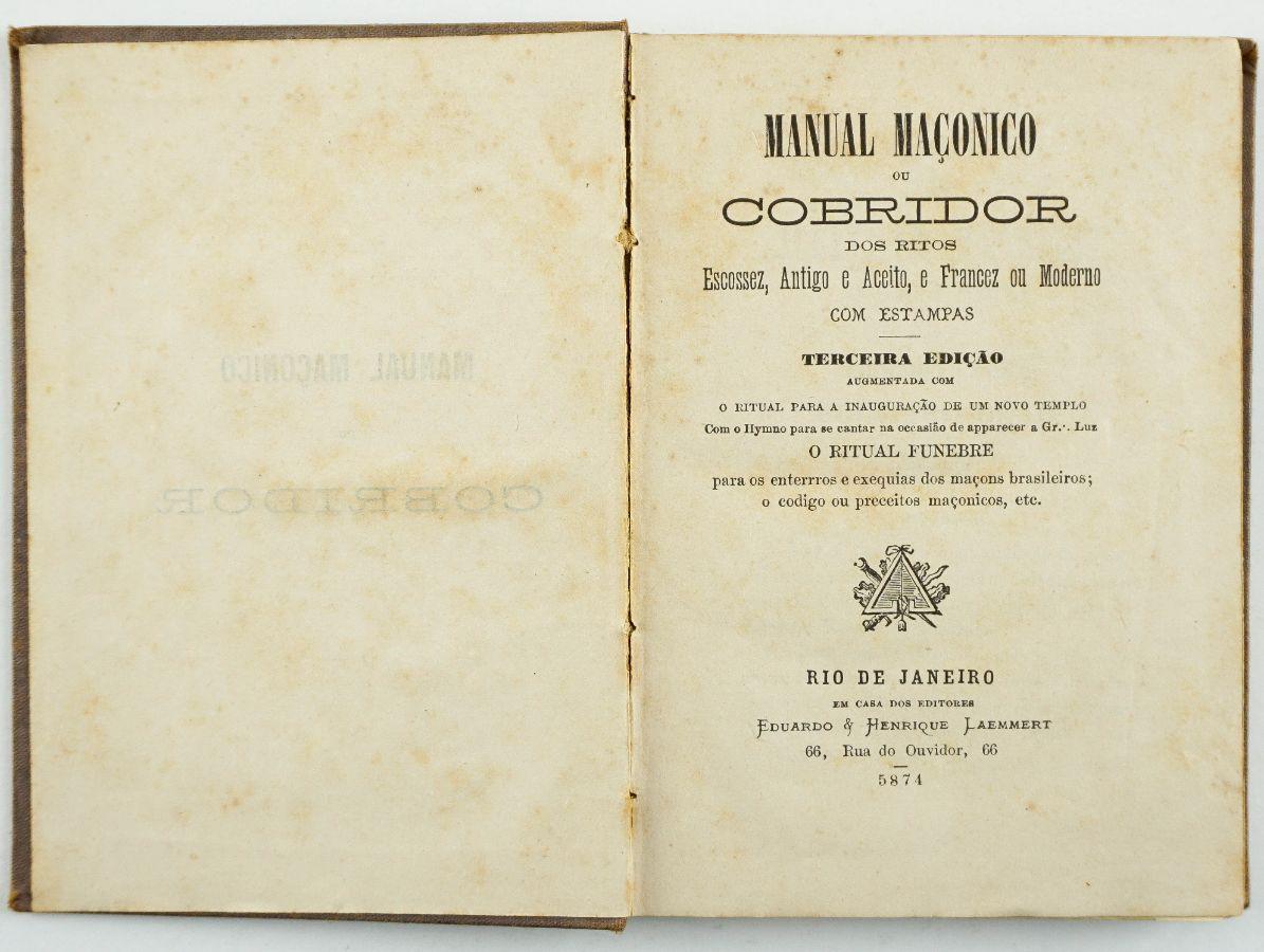 Manual maçónico (1874)