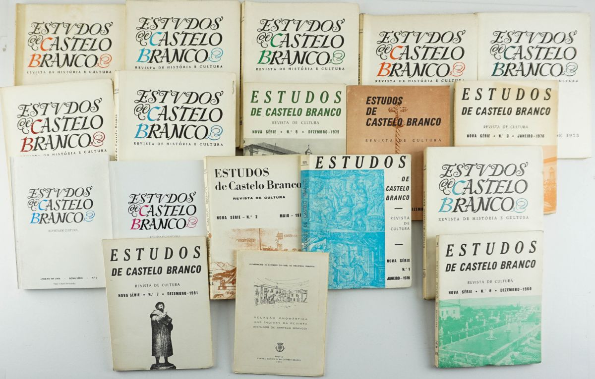Estudos de Castelo Branco