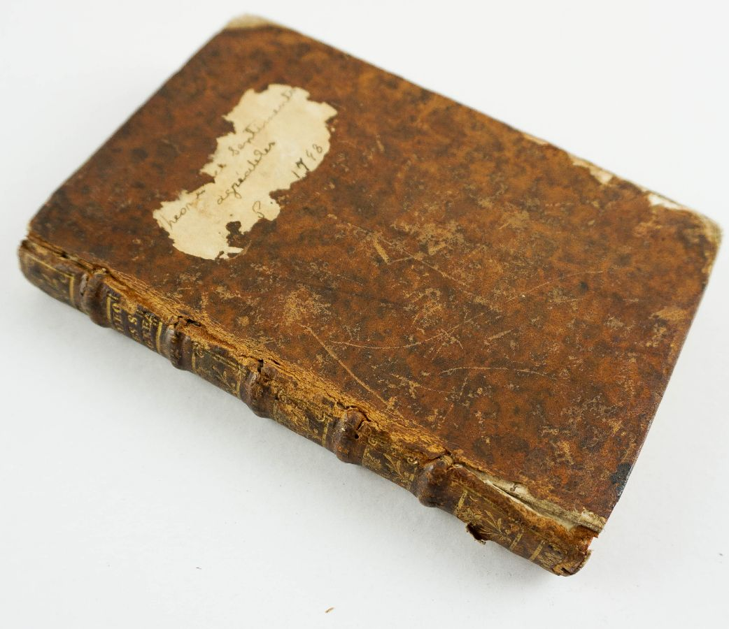Importante obra do Iluminismo francês (1748)