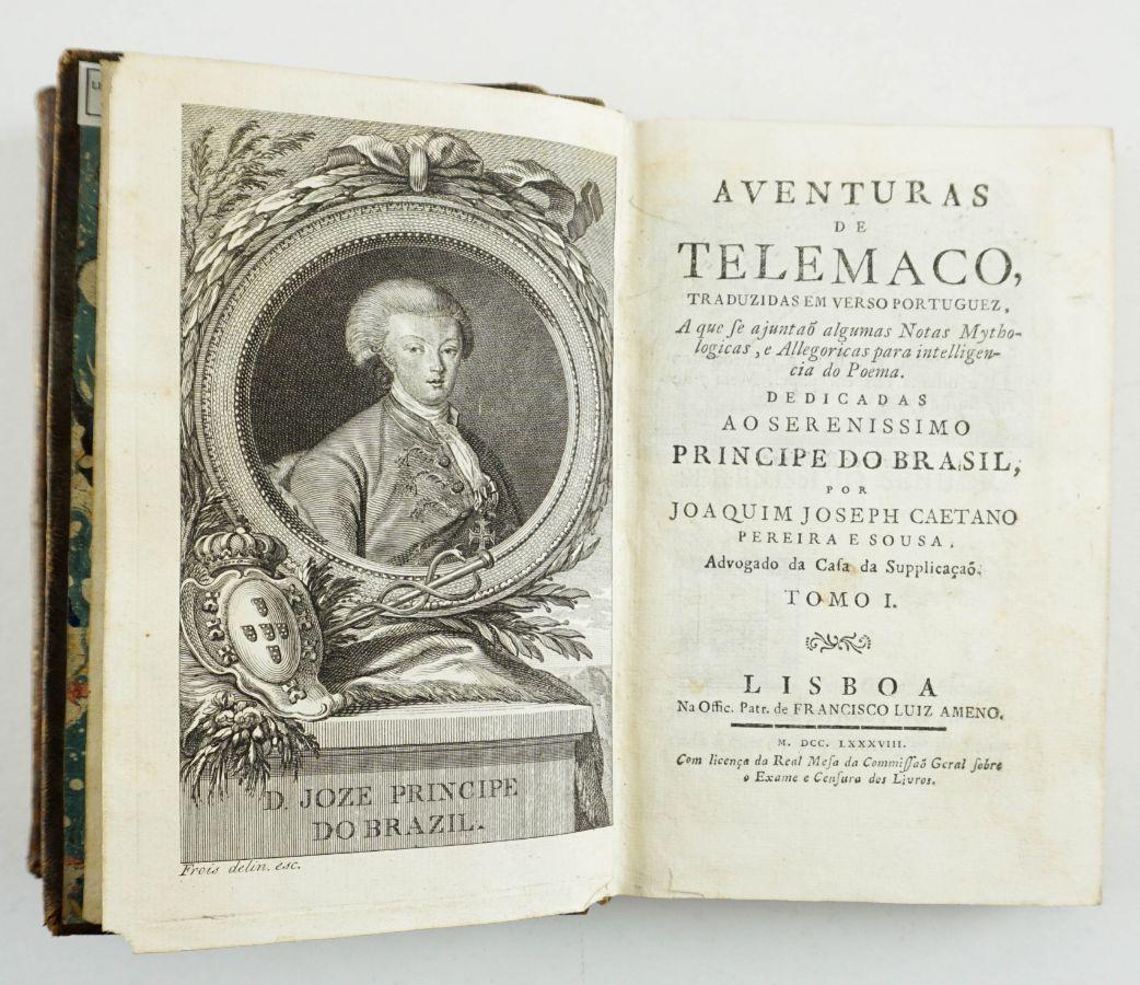 Aventuras de Telémaco (1788)