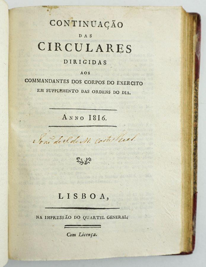 Ordens do Dia de Beresford (1815)