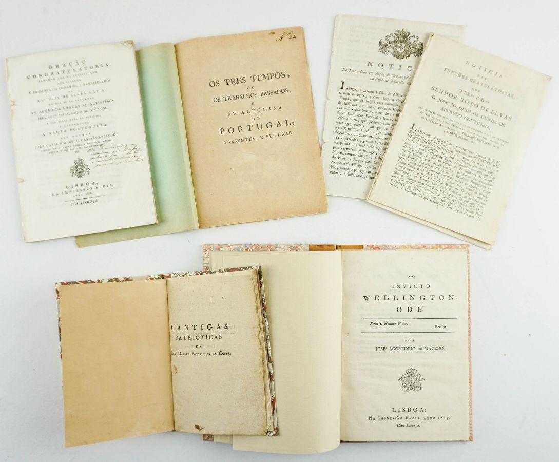 Publicações antifrancesas (1808-1813)