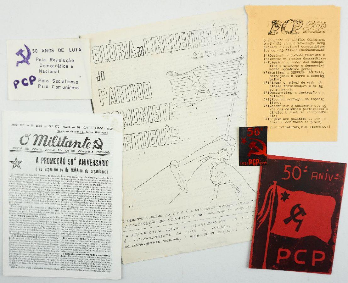 50 º Aniversário do Partido Comunista Português