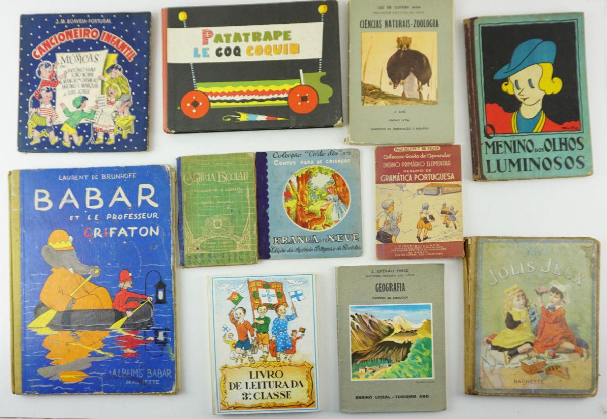 Onze Livros para Crianças