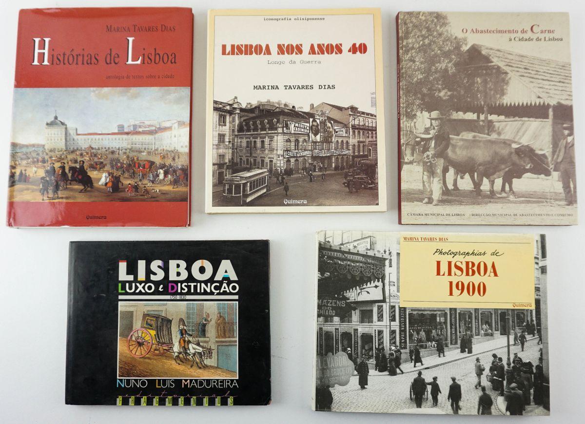 Fotobooks sobre Lisboa