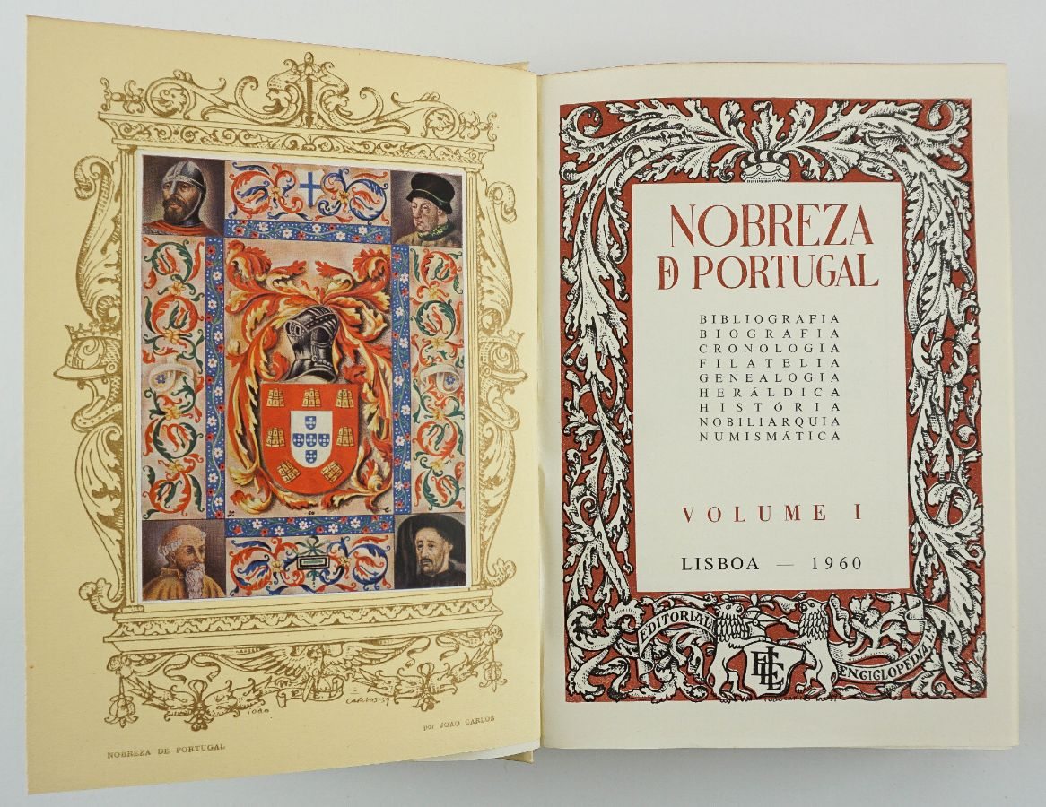 Nobreza e Portugal e do Brasil
