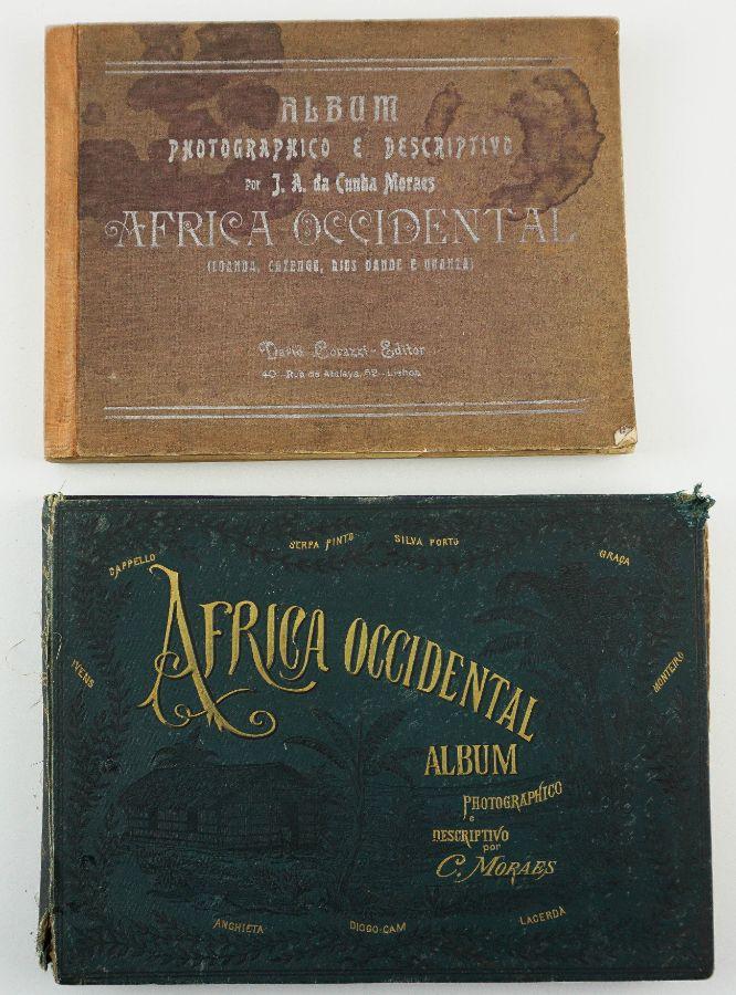 Africa Occidental Album Photographico e Descriptivo.