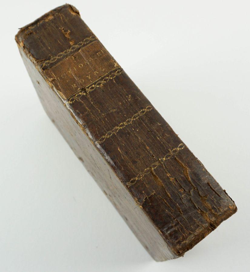 Dictionaire Royal – 1686
